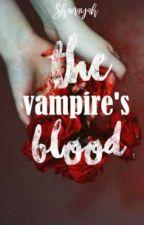 The Vampire's Blood by ShanayahVelasquez