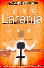 Laranja (3/11 da Série Policromia) by Augustopupo