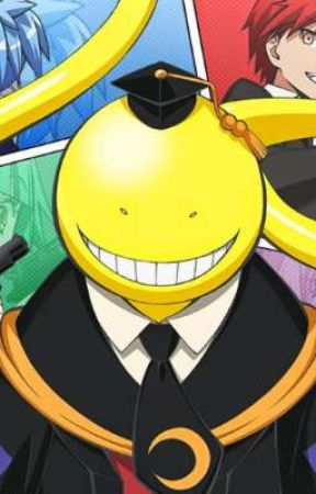 Assassination Classroom Ask or Dare by DruidAmari
