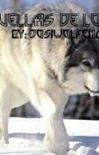 Huellas de lobos by josiwolfen02