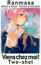 Viens chez moi ! [Inazuma Eleven] by -Bakana-
