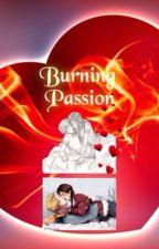 Burning Passion (Katniss and Peeta) by _Johanna_Mason_