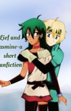 Lief and jasmine- a short deltora quest fanfiction by drowning_in_anime
