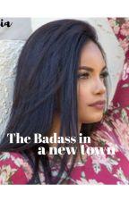 The badass in a new town by YeseniaRamirezMedina