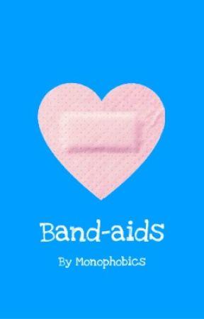 Band-aids   Jenlisa by monophobics