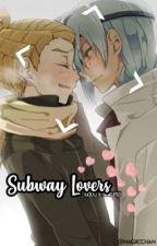 [Subway Lovers] Kidou x Sakuma by nagxcchan