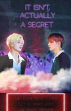 It Isn't Actually a Secret [Jihan] (Eng) by JihanUniverse