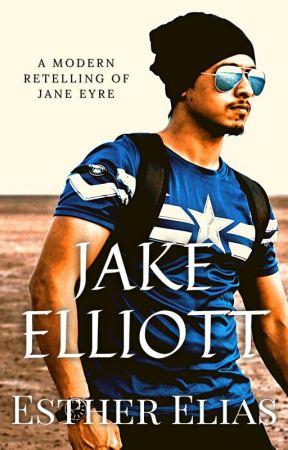 JAKE ELLIOTT by HadassaHarper