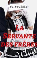 La Servante des frères White by Fouffio