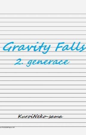 Gravity Falls - 2. gererace by KuroiNeko-sama