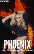 Phoenix by JudyAlwaysBurn