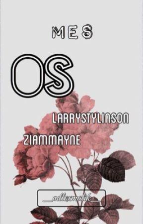 Recueil d'OS Larry et Ziam. by _mllexmalik_