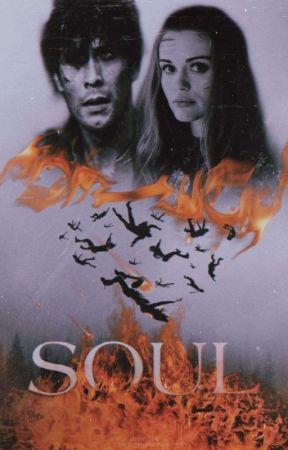 SOUL ⚜ Bellamy Blake [1] by thespringbutterfly