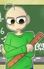 Baldi x Principal  by Cutiepip