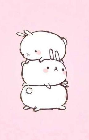 🌹My fluffy polar bear🌹 by AlyssaCherryblossoms
