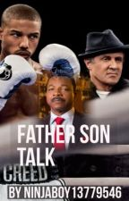 Creed - Father-Son Tak by Ninjaboy13779546