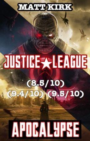 Justice League: Apocalypse by DCstories101