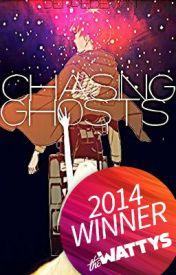 Chasing Ghosts [Attack on Titan](Wattys 2014 Winner) by _DerpieDemon_