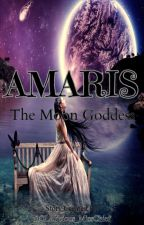 AMARIS (The Moon Goddess) by DOLLYcious_MissChief