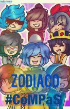 ZODIACO COMPAS by marianareina7u7