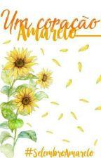 Um Coração Amarelo by projetoamarelo