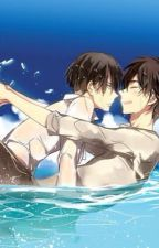 Who Said Swimming Wasnt Sexy? by The_Levi_x_Eren_