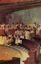 MARCUS TULLIUS CICERO, In Catilinam I by Kliofran