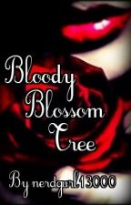 Bloody Blossom Tree by nerdgurl13000