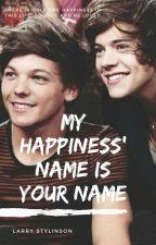 My happiness' name is your name (ZAWIESZONE) by kasieczna16