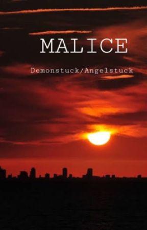 Malice (Demonstuck/Angelstuck) by Theredthunderwolf