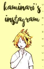 • Kaminari's Instagram • by Electric_Ball