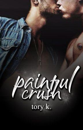 Painful Crush ✔ by xHopefulbarruecox