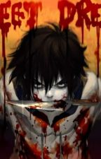 Jeff the killer x male reader by Synni123