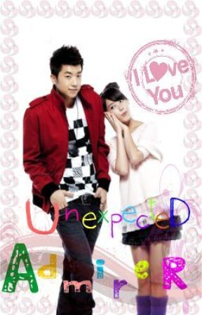 UNEXPECTED ADMIRER [milky couple short story] by sweetypie15