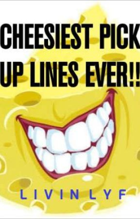 The cheesiest pick up line ever