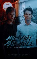 Heaven And Hell (Newtmas) by KimMariiSangster