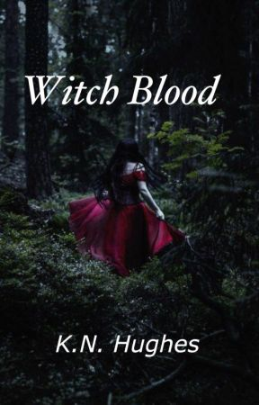 Witch Blood by knhughes