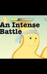 An Intense Battle [NovaHd  Yo] by yepsandneps