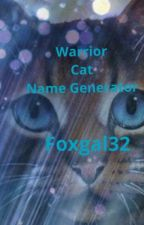 Warrior cat name generator by foxgal32
