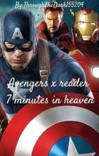 Avengers X Reader ~ Seven minutes in Heaven by ThroughTheDark155204