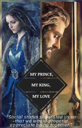 My Prince, My King, My Love by Bookworm_Creativity