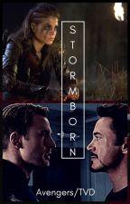 Stormborn (TVD/Avengers) by insaneredhead
