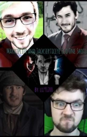 Markiplier and Jacksepticeye Ego One Shots by liz91200
