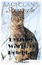 SageClan's Struggle   Extreme Warriors Roleplay by Squirrelflight14