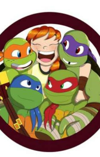 A whole new world. (Tmnt fanfiction~)