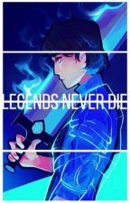 LEGENDS NEVER DIE   {Trollhunters/Young Justice} by MyShipsRlife