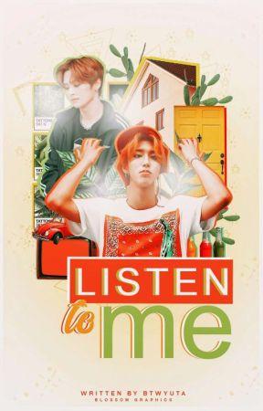 LISTEN TO ME ˀˀ minsung by btwyuta
