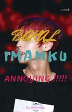 BAKAL IMAMKU ANNOYING!!- PARK JIHOON~ by Wahooniee_