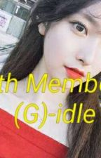 7th member of (G)-idle by ChoiChaewon43