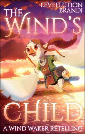 The Wind's Child by EeveelutionBrandi